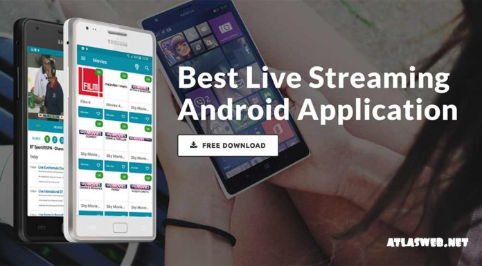 Meilleure application Android Live Streaming