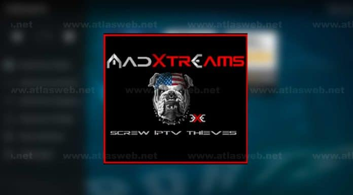 Extension l'extension Mad Xtreams sur kodi.