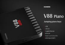 SCISHION V88 Piano TV Box