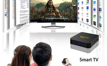 MX10 TV Box Android