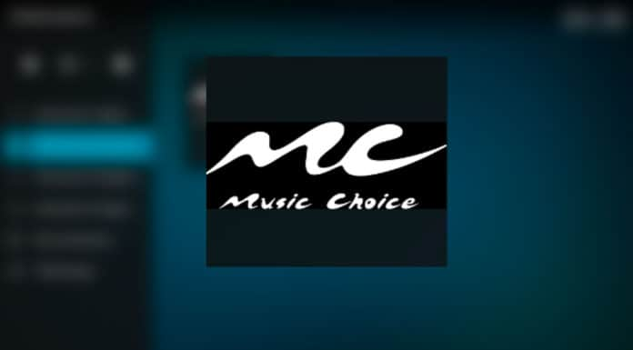 Installer Music Choice