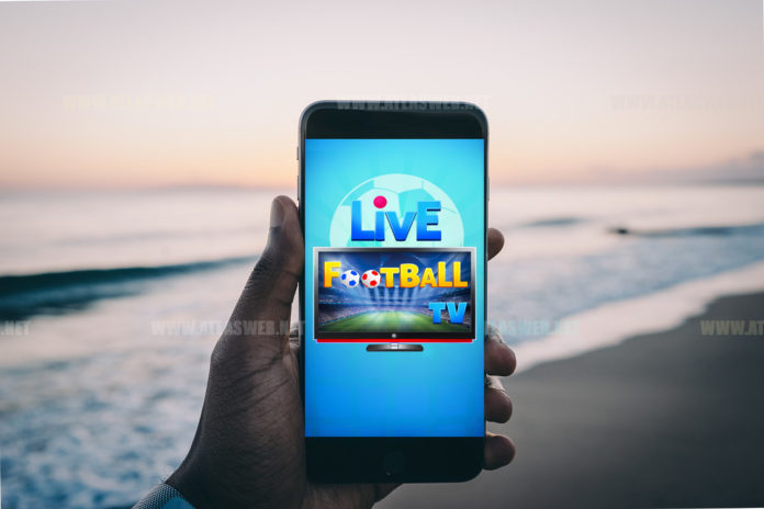 Live Sports TV: Application Android pour Live Football TV.