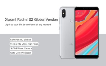 Xiaomi Redmi S2 5.99 _global