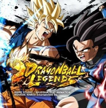 Dragon Ball Legends disponible sur le Play Store (Android).