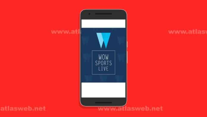 WoW Sports : Application Sport Android gratuite
