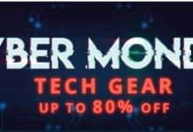Bons plans high-tech du Cyber Monday sur Geekbuying.
