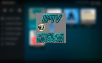 Media center : Installer l'extension IPTV Kingdom.