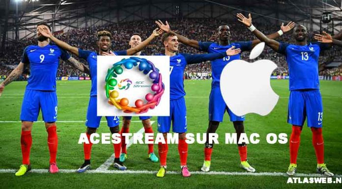Comment installer AceStreams sur Mac OS