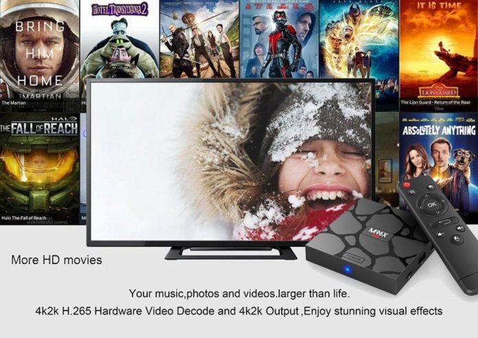 M96X MINI TV Box