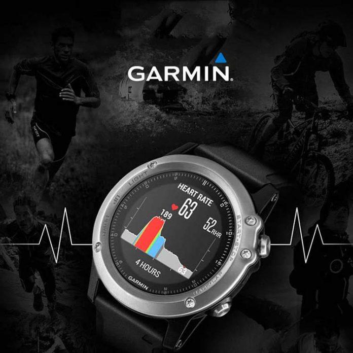 fenix 3 HR de Garmin