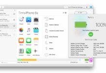 Vérifiez l'état de la batterie de l'iPhone et de l'iPad avec iMazing.