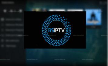Media center : Installer l'extension RSIPTV