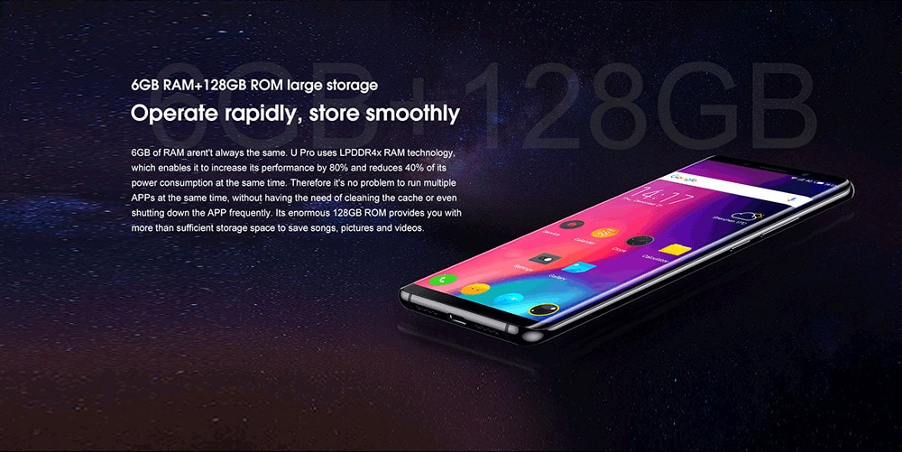 Elephone U 4G