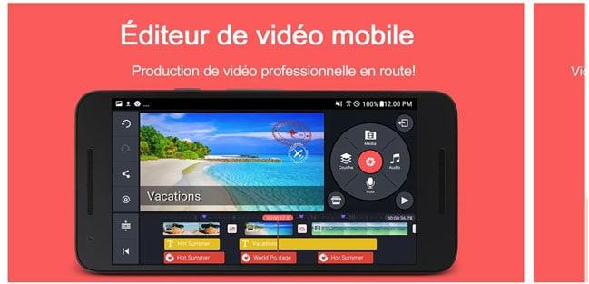 KineMaster – Éditeur vidéo Pro