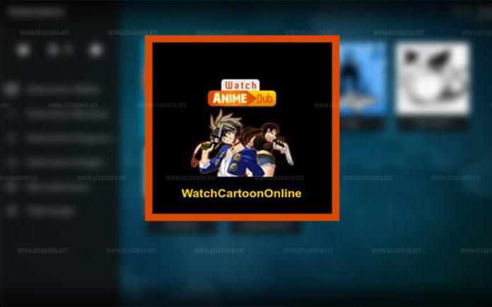 Installer l'extension WatchNixtoons sur kodi.