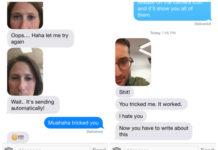 Facebook peut envoyer votre photo à d'autres sans votre autorisation