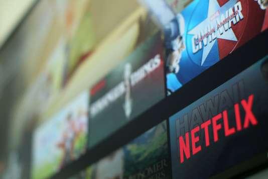 Les Européens abonnés à un service proposant des contenus en ligne comme Netflix