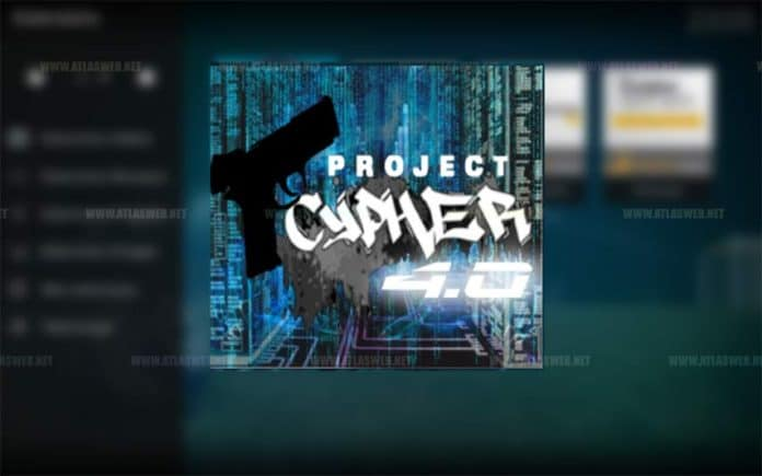 Installer l'extension projet Cypher TV sur kodi