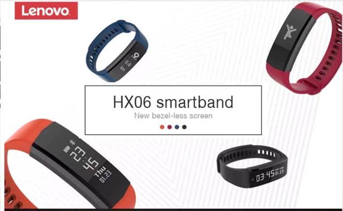 Bon plan : Bracelet Lenovo HX06