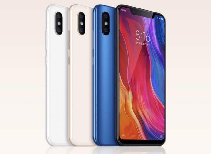 Xiaomi présente trois nouveaux modèles : Mi 8, Mi 8 Explorer et Mi 8 SE