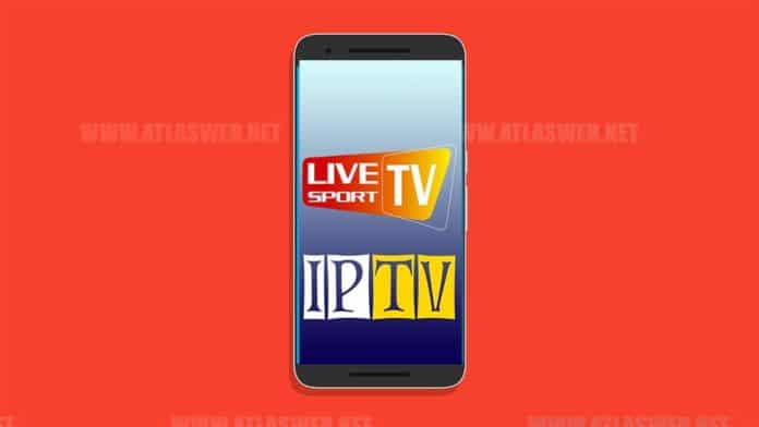 Live Tv Sport : Android IPTV pour chaînes sportives.