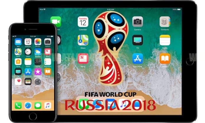 Application IPTV pour iOS ( iPhone, iPad et iPod touch ) .