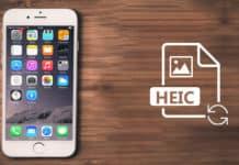 Comment faire pour convertir les fichiers HEIC en JPG sur l'iPhone