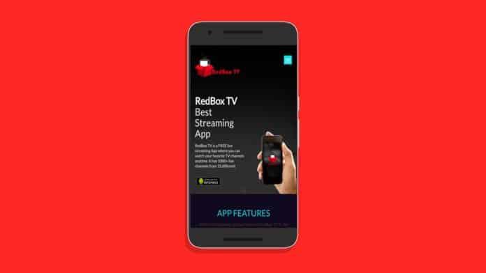 Application android IPTV pour chaînes télé internationales.