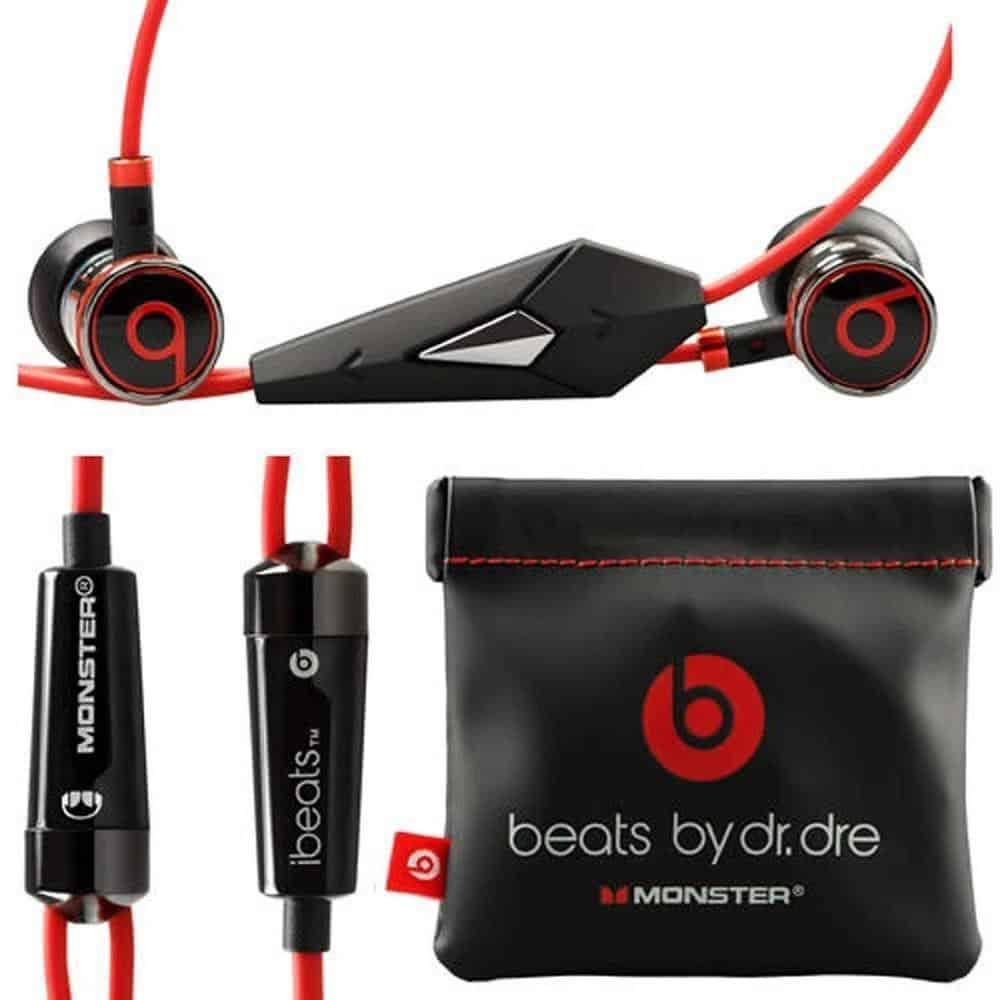 Monster Beats 3.5mm Wired Headphones