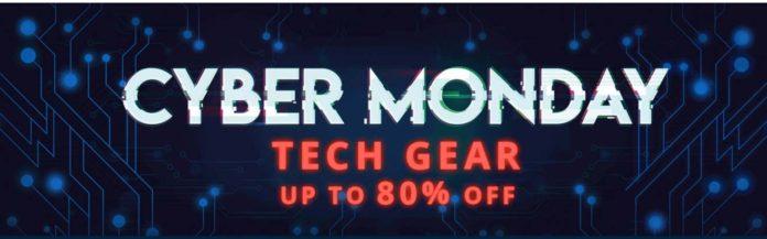 Bons plans high-tech du Cyber Monday sur Geekbuying.