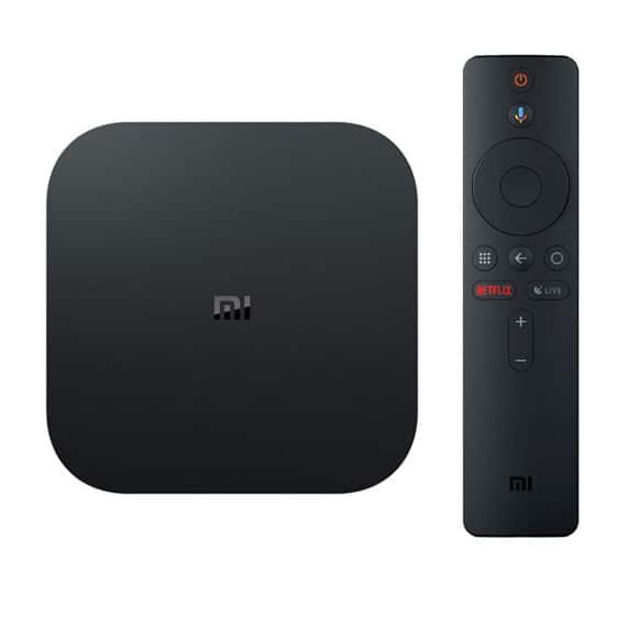 IAOMI Mi Box S Android 8.1 Support Netflix 4K 2GB/8GB 4K TV