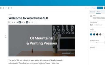 WordPress 5.0 - Comment activer l'ancien éditeur