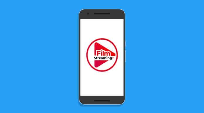 Google Play Store : Application pour films et séries en français.