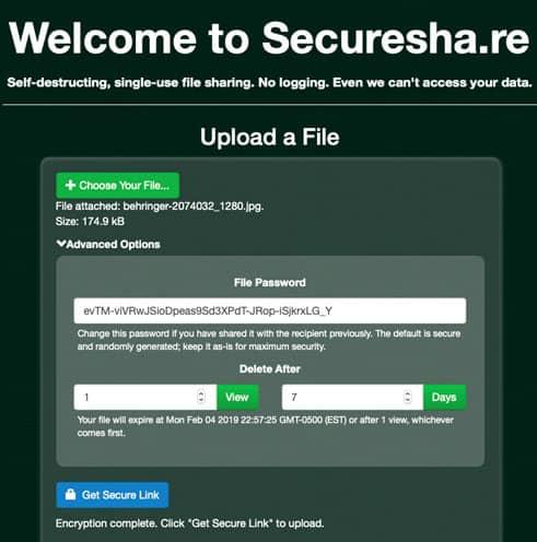 securesha
