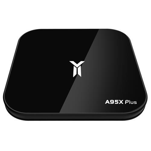 A95X PLUS Amlogic S905Y2 Android 8.1 KODI 18.0 4GB:32GB 4K TV