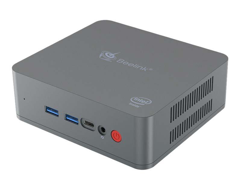 Beelink U55 Intel Core i3-5005U 8GB RAM 512GB
