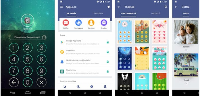 Protéger vos applications sur Android.