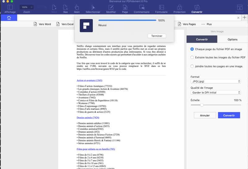 comment convertir des pdf en images jpg    jpeg sur mac