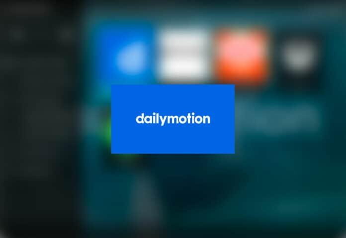 Medica Center : Installation de DailyMotion depuis le dépôt officiel.