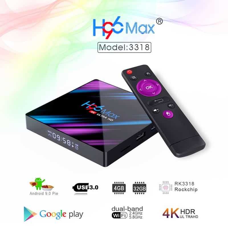 H96-MAX-RK3318-Android-9-0-4GB-32GB-4K-TV-Box