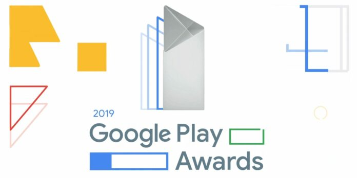 les meilleures applications selon les Google Play Awards 2019